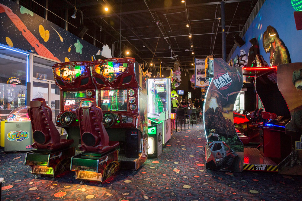 revolution laser tag and arcade